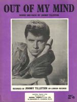 Johnny Tillotson - Out Of My Mind